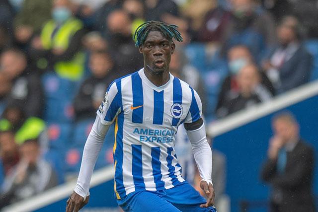 Tiền vệ trung tâm: Yves Bissouma (Brighton).
