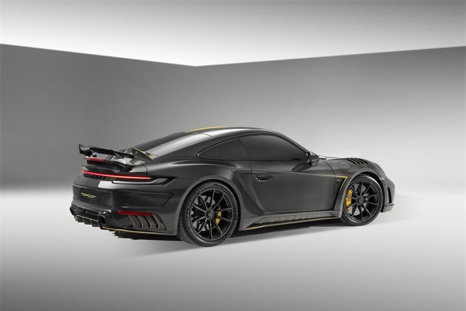 Porsche 911 Turbo S với gói độ trị giá 162.000 USD - Hình 2