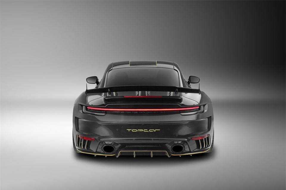 Porsche 911 Turbo S với gói độ trị giá 162.000 USD - Hình 7
