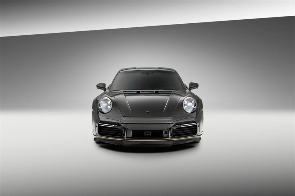Porsche 911 Turbo S với gói độ trị giá 162.000 USD - Hình 9