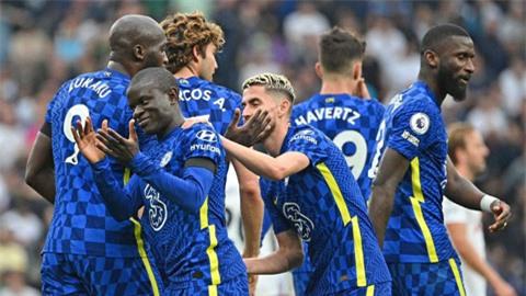Sự có mặt của Kante giúp Chelsea thay đổi cục diện trận đấu