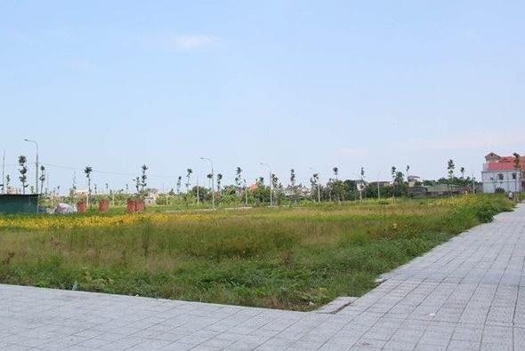 Hà Tĩnh: Đấu giá 8 lô đất ở vùng nông thôn, vượt trên 54 bước giá