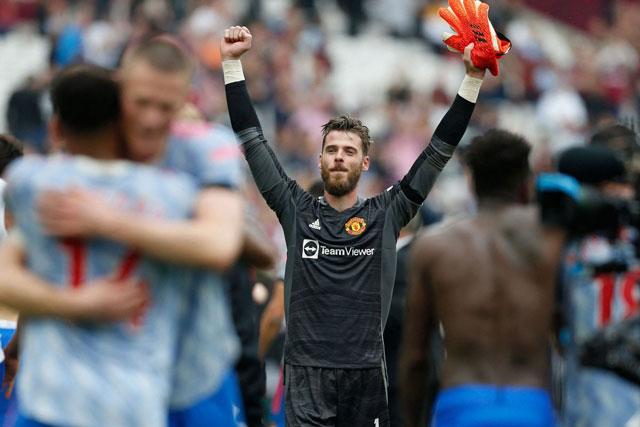 Đội hình tiêu biểu vòng 5 Premier League: Vinh danh De Gea