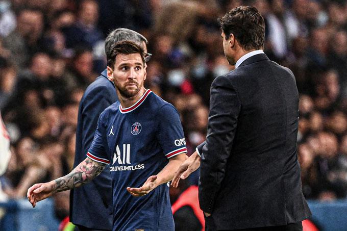 Messi 'tàng hình', PSG thắng nhọc nhờ Neymar và Mbappe