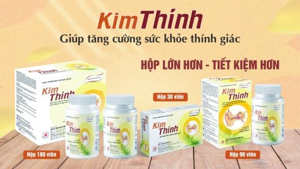 Thực phẩm bảo vệ sức khỏe Kim Thính.