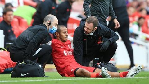 Nc247info tổng hợp: Liverpool xác nhận 5 ngôi sao chấn thương