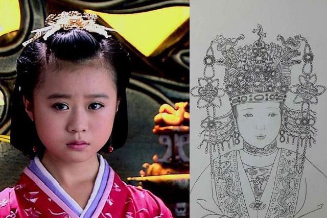 Hoàng hậu nhỏ tuổi nhất lịch sử Trung Quốc: 6 tuổi lên ngôi, 15 tuổi trở thành Hoàng thái hậu