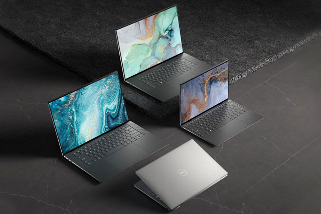 1. Dell XPS 15 2020.