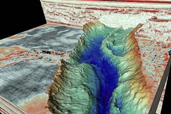 """Sốc: Phát hiện một """"thế giới khác"""" giấu dưới đáy Bắc Băng Dương"""