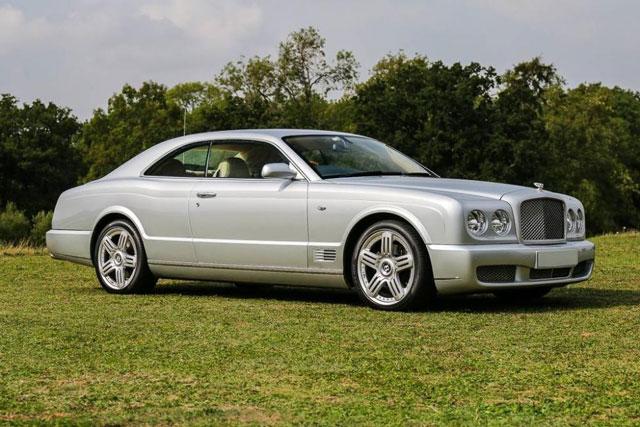 5. Bentley Brooklands.