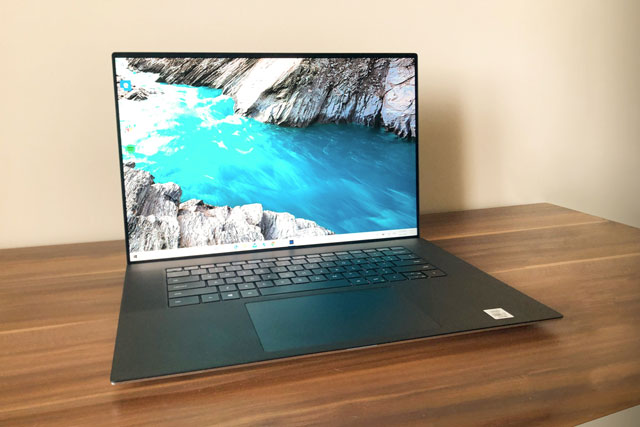 5. Dell XPS 17 2021.