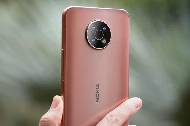 Nokia ra mắt smarthone 5G, RAM 6 GB, pin 5.000 mAh, giá khởi điểm hơn 6 triệu