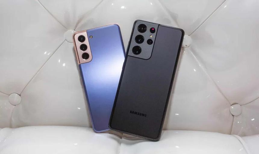 Rò rỉ cấu hình của dòng Samsung Galaxy S22