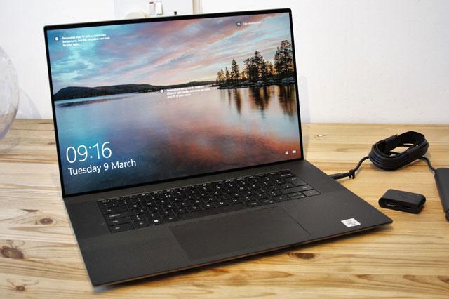 6. Dell Precision 5750.