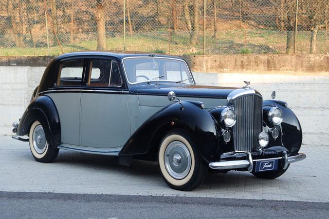 7. Bentley Mark VI.