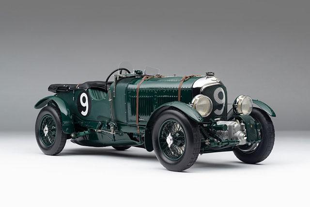 9. Bentley Blower.