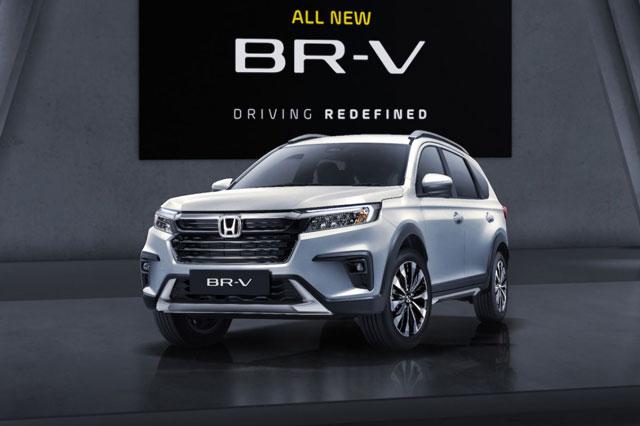 Honda BR-V 2022.