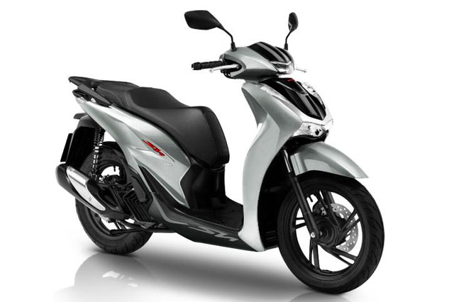 Honda SH đời mới.