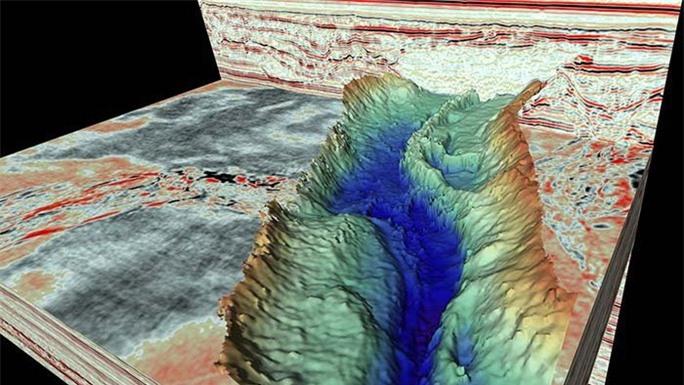 Sốc: phát hiện một thế giới khác giấu dưới đáy Bắc Băng Dương - Ảnh 1.