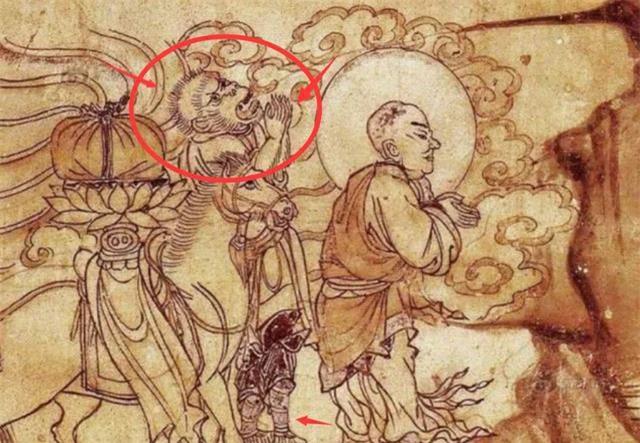 Soi bức tranh cổ vẽ Tôn Ngộ Không, chuyên gia sửng sốt: Hóa ra Tề Thiên Đại Thánh trông như thế này sao? - Ảnh 4.
