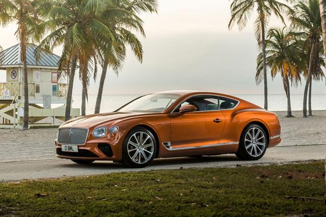 Top 10 siêu xe Bentley tốt nhất trong lịch sử