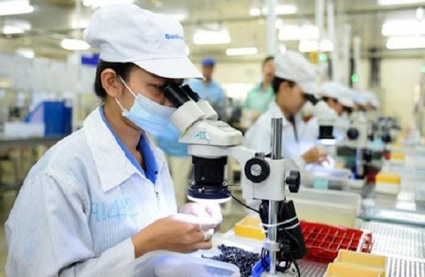 Việt Nam xếp thứ 44 (tụt 2 bậc) về chỉ số đổi mới sáng tạo toàn cầu 2021.