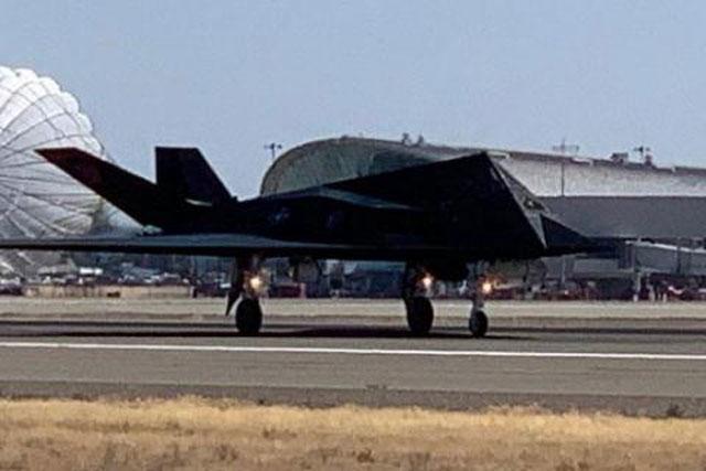 F-117 làm mục tiêu để Mỹ luyện bắn tàng hình cơ Nga
