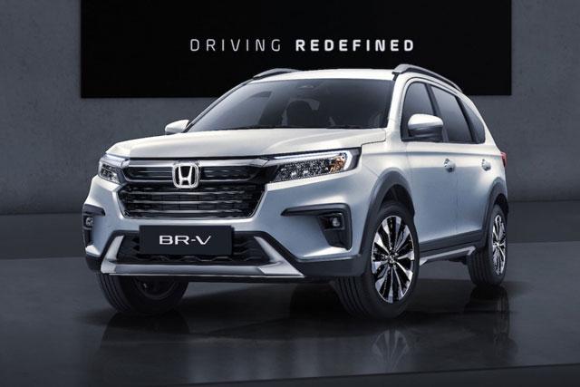 Honda ra mắt SUV 7 chỗ với thiết kế thể thao, giá từ 415 triệu đồng