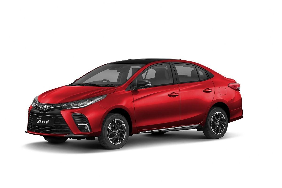 Toyota Vios 2022 ra mắt, chờ ngày về Việt Nam 'đấu' với Hyundai Accent