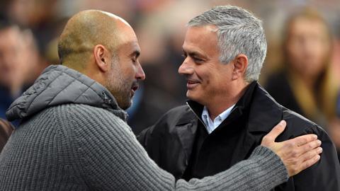 Guardiola thừa nhận được Mourinho dạy cho một bài học quý giá
