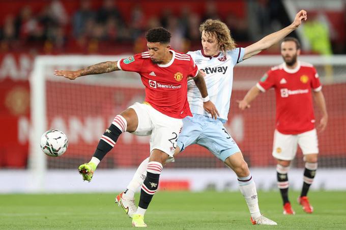 5 điểm nhấn trận Man Utd 0-1 West Ham: Solskjaer lại mất cơ hội giành danh hiệu