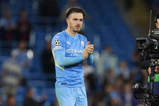 Tiền đạo: Jack Grealish (Manchester City).