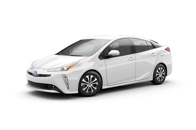 7. Toyota Prius 2022 (tổng quãng đường di chuyển khi đổ đầy bình xăng: 1.019 km).