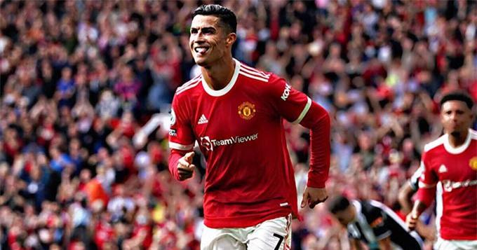 Ronaldo đang có phong độ cao ở thời gian gần đây