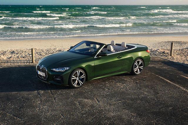 BMW 4 series phiên bản mui trần sắp ra mắt tại Việt Nam