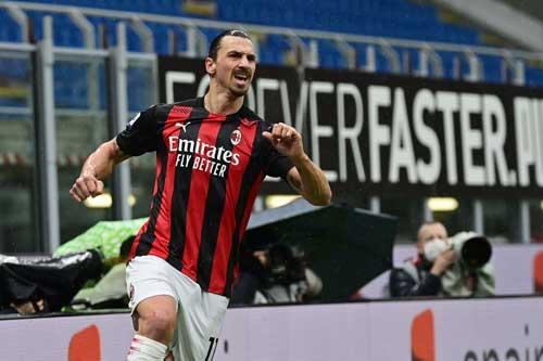 4. Zlatan Ibrahimovic (AC Milan) – Tổng tài sản: 190 triệu USD.