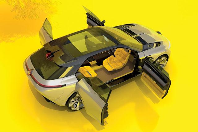 8. Renault Morphoz.
