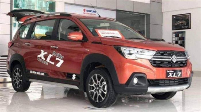 Giá xe Suzuki XL7 tháng 9/2021: Chỉ cần 638 triệu đồng để lăn bánh 1