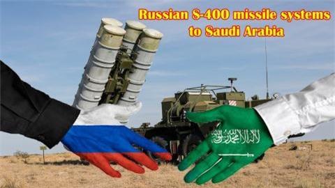 Saudi mua S-400, ra dieu kien voi My