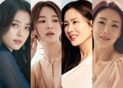 """Song Hye Kyo, Han Hyo Joo, Son Ye Jin và Choi Ji Woo rủ nhau tái xuất trên màn ảnh, fan háo hức xem dàn """"mỹ nhân 4 mùa"""" so găng - Ảnh 4."""