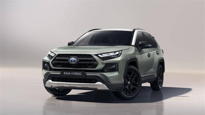 Toyota RAV4 Adventure 2022 ra mắt với ngoại hình cơ bắp 1