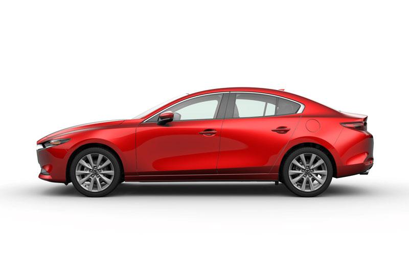 Giá lăn bánh Mazda 3 sedan sau khi giảm 70 triệu đồng