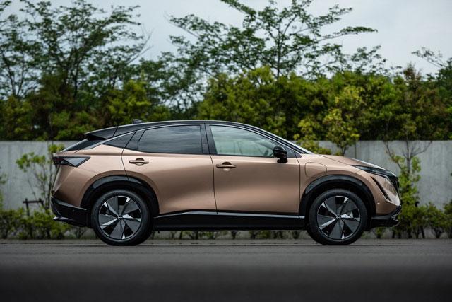 4. Nissan Ariya 2022.