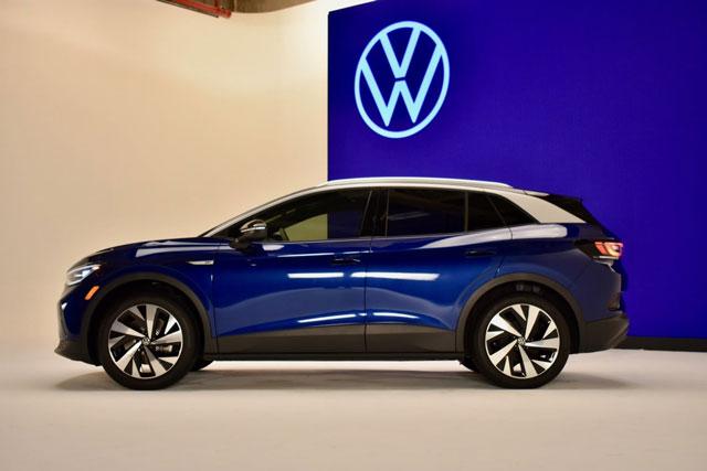 4. Volkswagen ID.4.