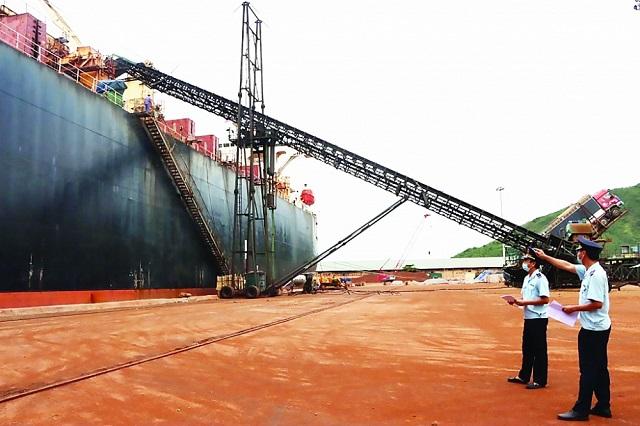 Hải quan Hà Tĩnh: Thu ngân sách tăng mạnh bất chấp đại dịch
