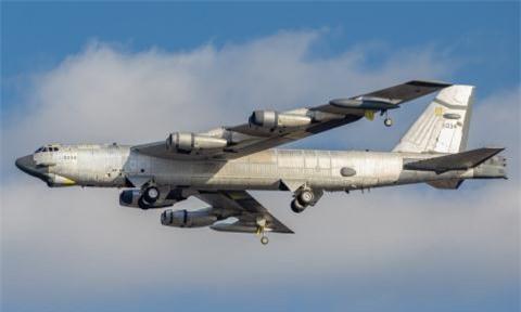 B-52H tai ngu tu nghia dia'loi hai xua'