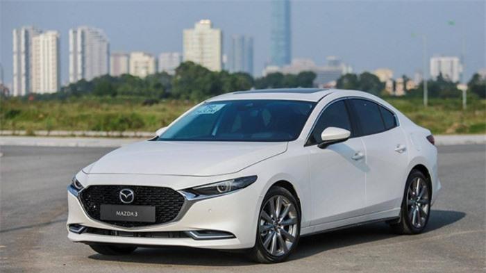 Giá xe Mazda 3 sedan tháng 9/2021: Giảm đến 70 triệu đồng 1