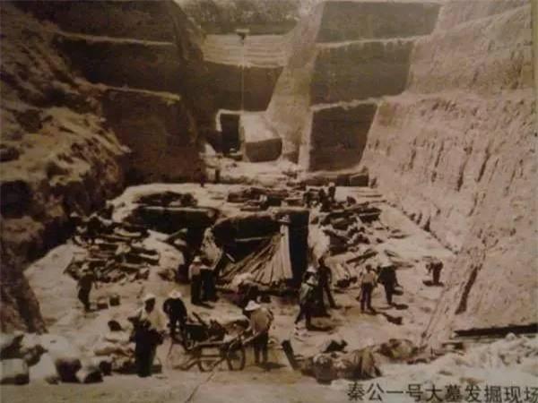 Ngôi mộ kinh hoàng nhất Trung Quốc: Liên quan mật thiết đến Tần Thủy Hoàng, phải mất 10 năm mới đào được quan tài - Ảnh 1.