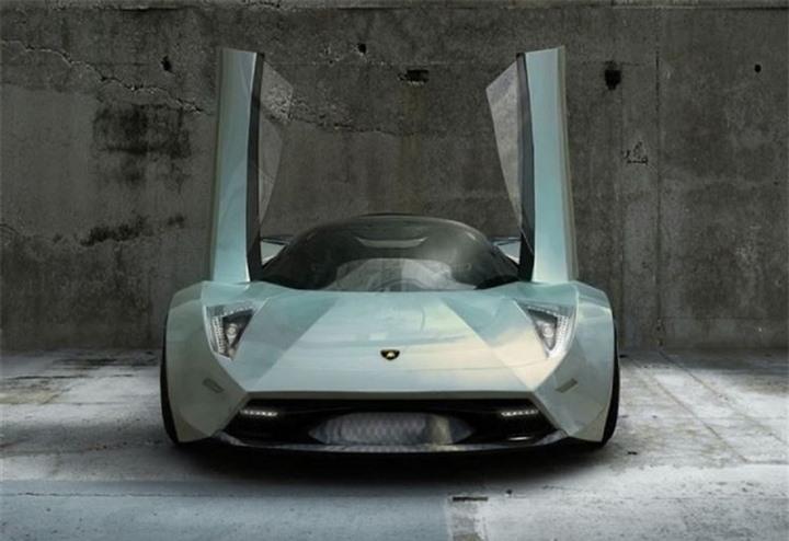 Giải mã ô tô của Lamborghini - 1