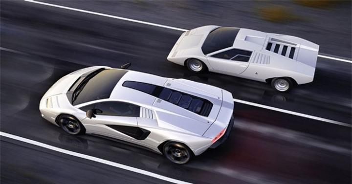 Giải mã ô tô của Lamborghini - 2
